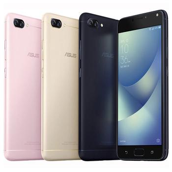 ASUS ZenFone 4 Max ZC554KL (3G/32G)智慧型手機【贈-玻璃保護貼+氣墊空壓殼+自拍棒】(瑰麗粉)