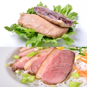 鮮活市集 冷燻櫻桃鴨胸肉*1包(120~180G/包)