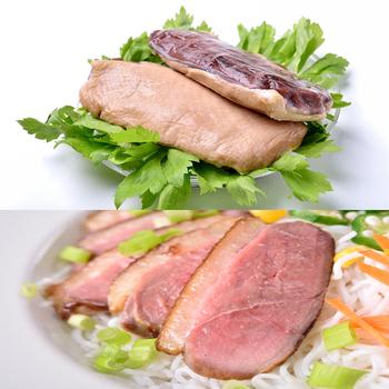 鮮活團購 冷燻櫻桃鴨胸肉(120~180G/包*4包)