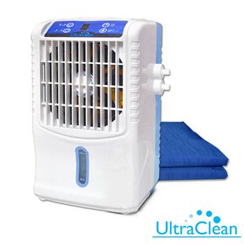 《Ultra Clean》全自凍水冷涼床墊(雙人版)