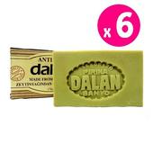 《【土耳其 Dalan】》純橄欖油手工皂170g(6入)