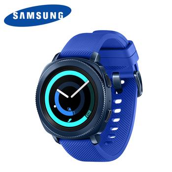 Samsung Gear Sport R600 運動智慧手錶 GPS手錶(勇者藍)