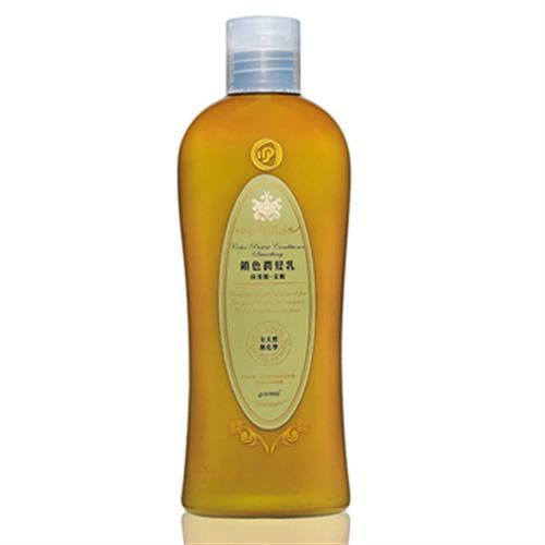 琺頌 鎖色潤髮乳-山葵根柔順(400ml/瓶)