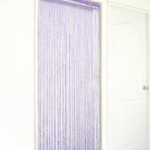 布安於室-閃閃線簾-紫色