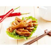 《鬍鬚林滷味》香Q雞爪凍(辣味)(200g)