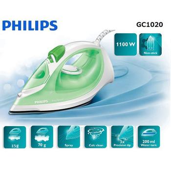 《PHILIPS 飛利浦》蒸汽熨斗 GC1020