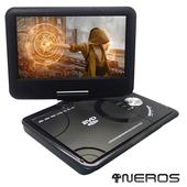 《NEROS》【銀河之星】7吋 移動式RMVB-DVD