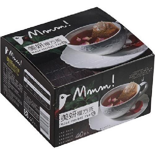 《MMM》美妍複方茶(1.5g*40包/盒)