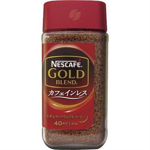 雀巢 金牌咖啡(低咖啡因罐裝 -80g/罐)