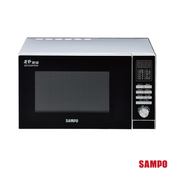 聲寶SAMPO 天廚28公升變頻微波爐 RE-B528TD