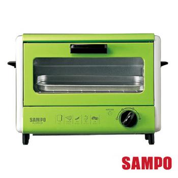 聲寶SAMPO 6公升電烤箱 KZ-PH06