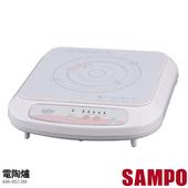 《聲寶SAMPO》陶瓷面板變頻電磁爐 KM-RV13M