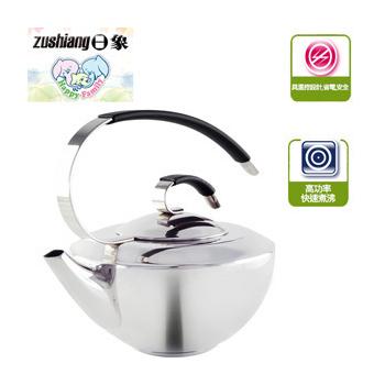 《日象》ZONK-31-10S 經典不鏽鋼沖泡壺 (1.0公升)1入