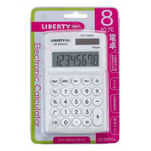 《利百代》利百代 LB-5024CA 計算機 1入