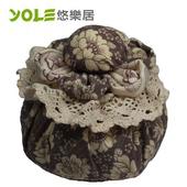 《YOLE悠樂居》花芯-花藝造型香炭包(2入)#1035060