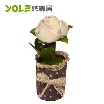 《YOLE悠樂居》絕色-花藝造型香炭包(2入)#1035054