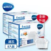 《德國BRITA》新一代全效濾芯MAXTRA+/MAXTRA Plus濾心(8入組) $1580