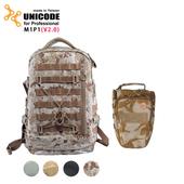 《UNICODE》M1P1 雙肩攝影背包套組(V2.0版)(英倫沙漠)贈70L動物背帶