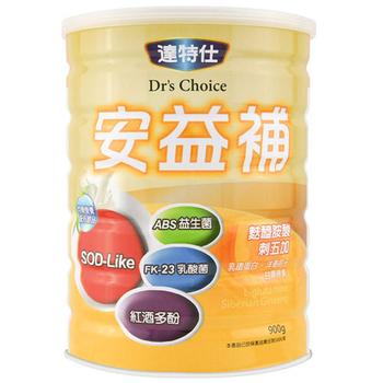 達特仕 安益補900公克/罐(共1罐)