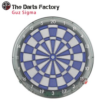 《The Dart Factory》智能電子飛鏢靶 Guz Sigma