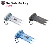 《The Dart Factory》飛鏢組 MUU 4(3支入)(黑)