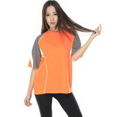 《SAIN SOU》MIT吸濕排汗短袖圓領T恤(中性款)T26418(M)