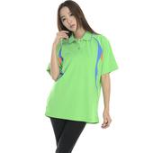 《SAIN SOU》MIT吸濕排汗短袖POLO衫(女款)T26415(M)