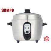 《SAMPO聲寶》11人份不鏽鋼電鍋(220V電壓) KH-RD11T2