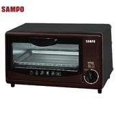 《SAMPO聲寶》8L電烤箱 KZ-SJ08