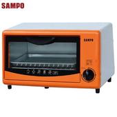 《SAMPO聲寶》8L電烤箱 KZ-SH08