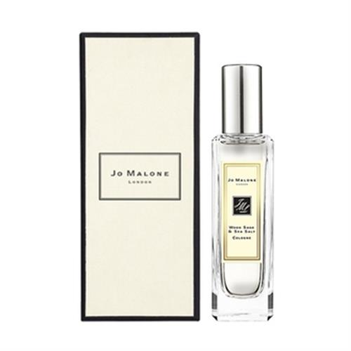 《JoMalone》淡香水30ml 附盒(鼠尾草海鹽)