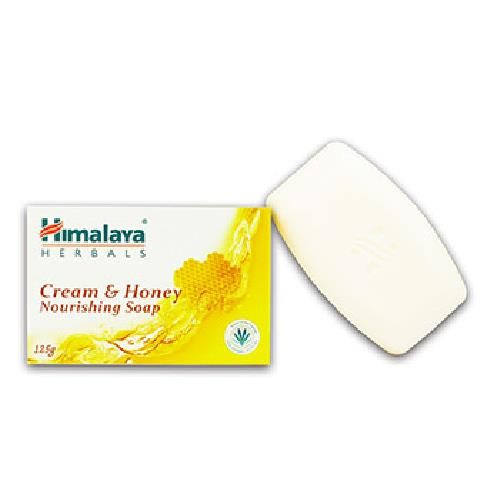 喜馬拉雅 乳霜蜂蜜潤膚皂(125g*3顆/組)