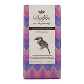 《比利時DOLFIN》黑巧克力(粉紅胡椒-30 g)