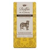 《比利時DOLFIN》黑巧克力(生薑檸檬-30 g)