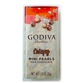 《Godiva》小珍珠牛奶巧克力(35g)
