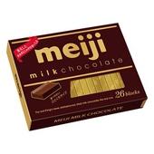 《明治》牛奶巧克力26枚(120g/盒)