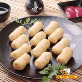 《極鮮配》金黃手工 鱈魚甜不辣(200g±10%/包-10包入)