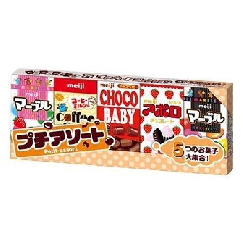 明治 代可可脂綜合巧克力(51g/組)