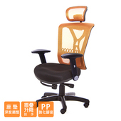 《GXG》高背電腦椅 (摺疊扶手) TW-100EA1(請備註顏色)