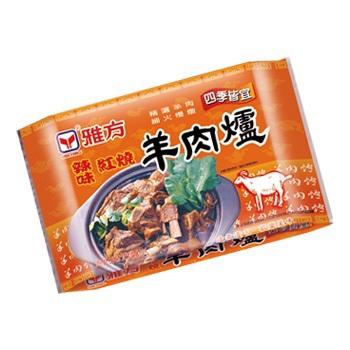 雅方 辣味紅燒羊肉爐(1000g/包)