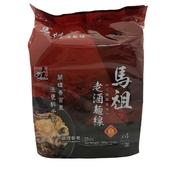 《五木》馬祖老酒麵線花雕雞風味(95g*4包)