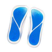 《恩悠數位》NU 3/4美姿吸震 能量鞋墊(M)