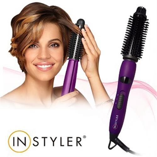 Instyle 負離子防燙速效美髮梳JR-076