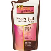 《逸萱秀Essential》瞬效洗髮乳補充包550ml(亮澤去毛燥)