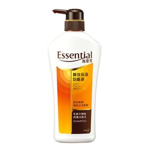 《逸萱秀Essential》瞬效洗髮乳700ML(保濕防斷裂)