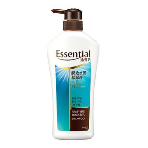 逸萱秀Essential 瞬效洗髮乳700ML(水潤易潔淨)