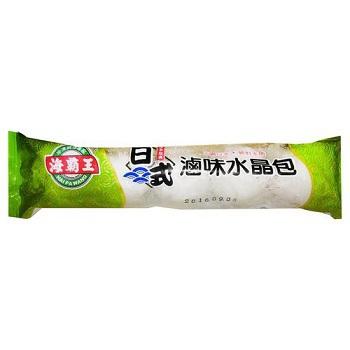 海霸王 日式滷味水晶包(90g±4.5g/包)