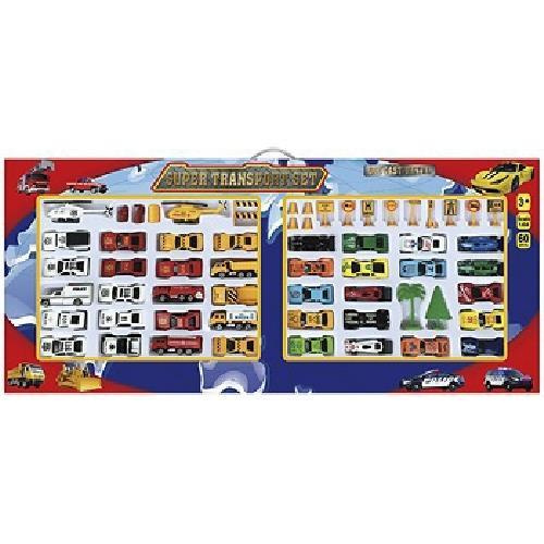 玩具汽車60入套組