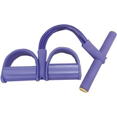 腳踏拉力繩(顏色隨機出貨)