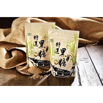 《新竹寶山糖業》特選黑糖粉 沖泡式 300g(袋)X3袋